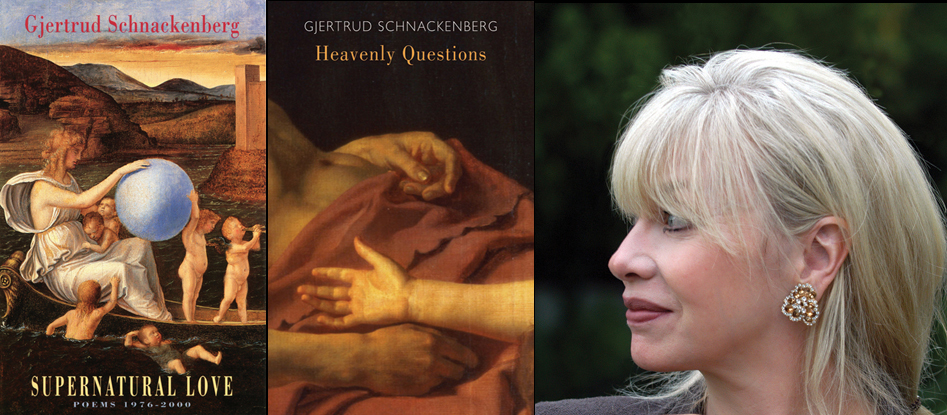 Gjertrud Schnackenberg recommended by Clive James