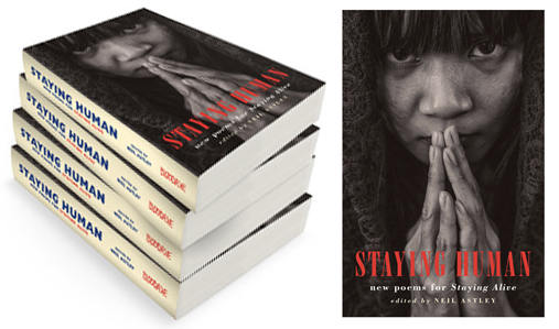 Staying Human anthology events