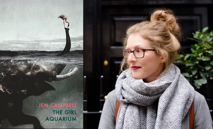 Jen Campbell's debut a semifinalist for Goodreads Choice Awards