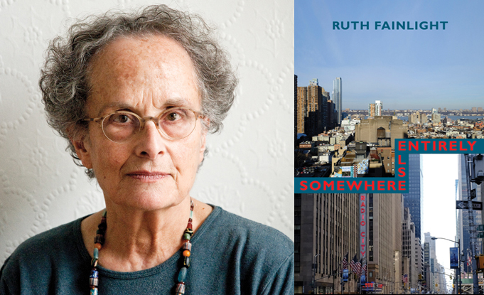 Ruth Fainlight on Radio 4