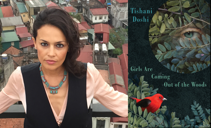 Tishani Doshi Interviews & Book of the Year
