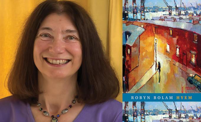 Robyn Bolam Readings & Workshops