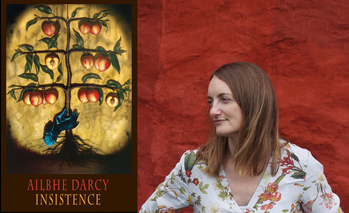 Ailbhe Darcy's Insistence wins Wales Book of the Year 2019