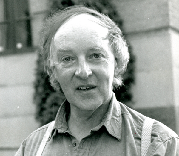 Alistair Elliot (1932-2018)