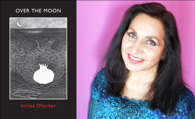 Imtiaz Dharker's Over the Moon on A Good Read
