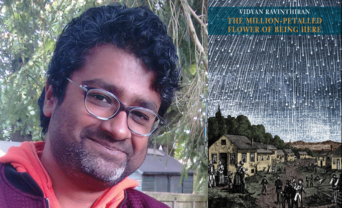 Vidyan Ravinthiran Radio, Reviews, Interviews & Books of the Year