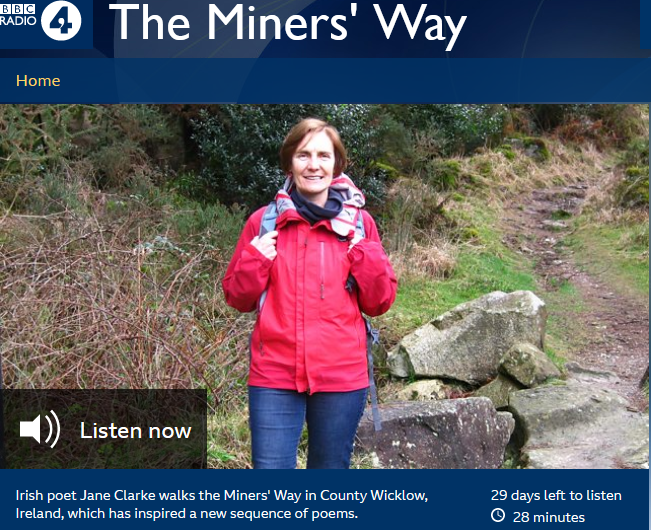 Jane Clarke presents The Miners' Way on BBC Radio 4
