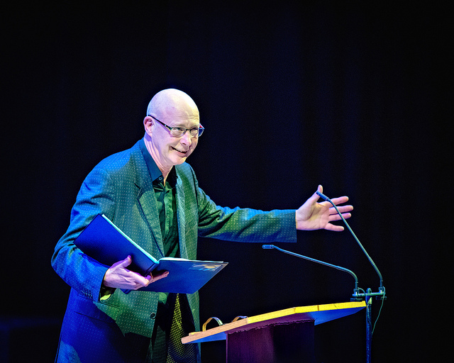 Keith Hutson Readings
