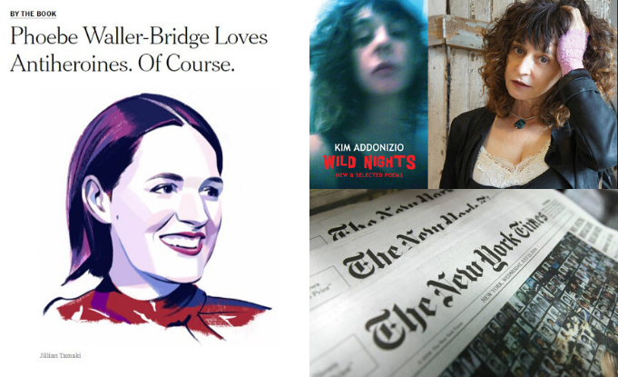 Kim Addonizio recommended by Phoebe Waller-Bridge