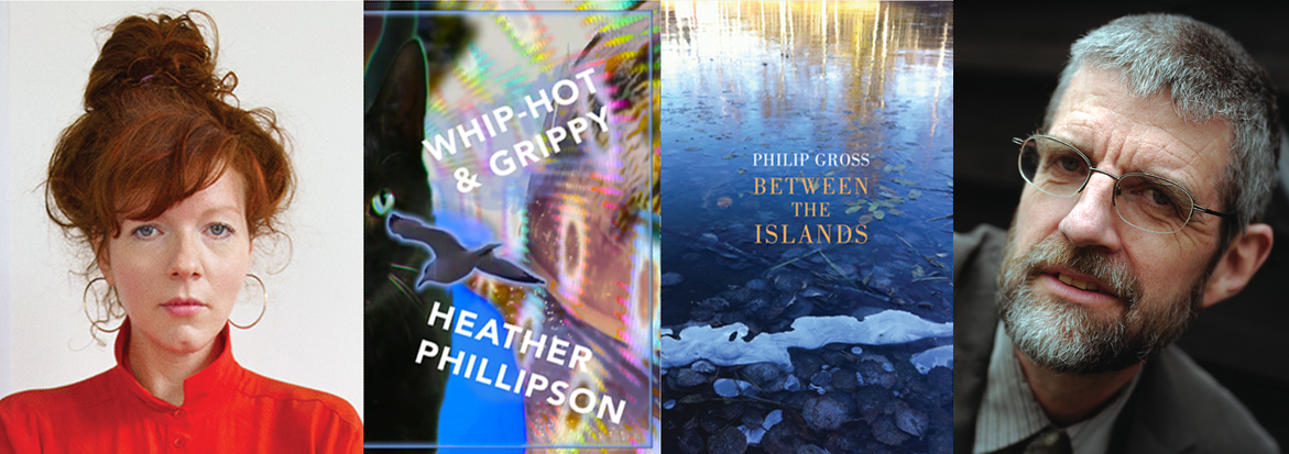 Heather Phillipson & Philip Gross on Radio 3