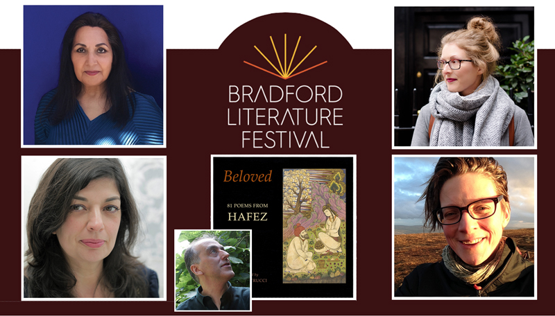 Bloodaxe poets at Bradford Literature Festival