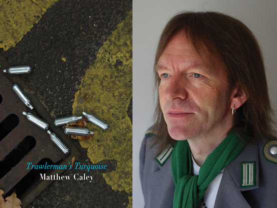 Matthew Caley Launch Readings