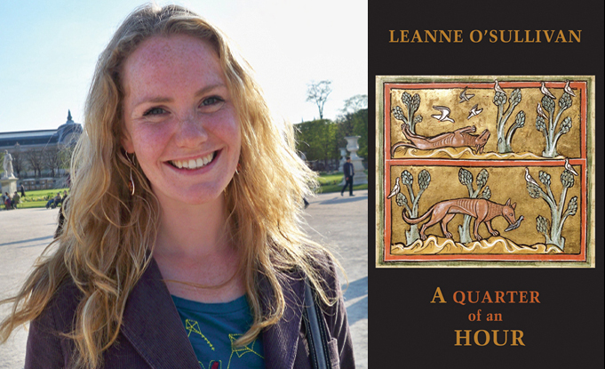 Leanne O'Sullivan Poetry Unbound Podcast, Interviews & Books of the Year