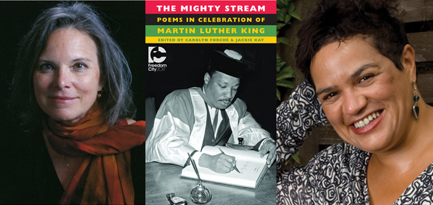 The Mighty Stream anthology on Radio