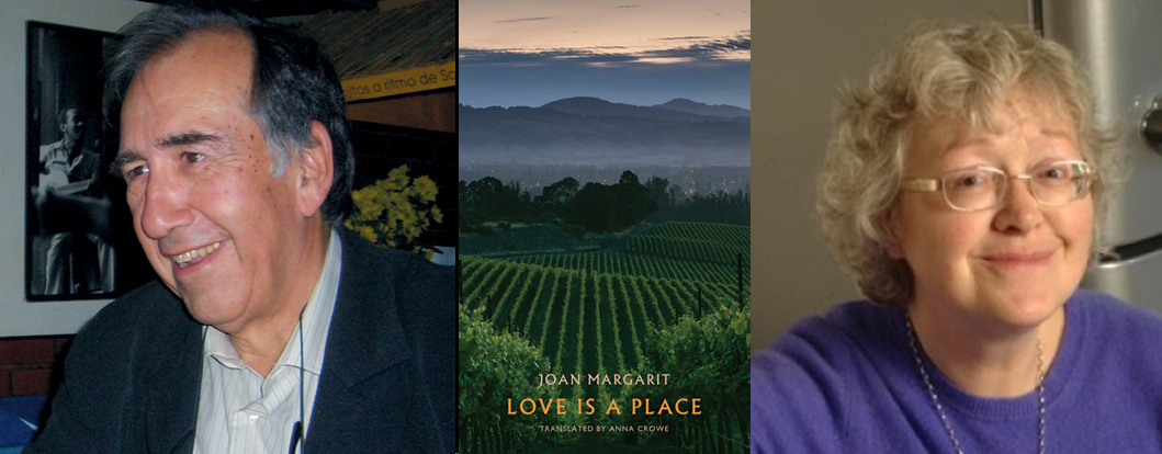 Joan Margarit in UK for Readings