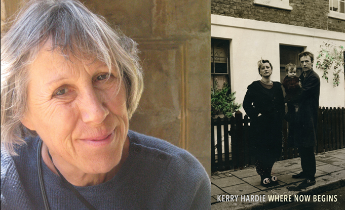 Kerry Hardie interviews & poem features from Where Now Begins