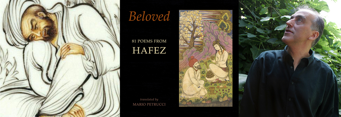 Mario Petrucci to give bilingual reading from Beloved: 81 Poems from Hafez