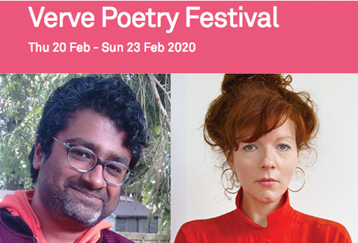 Bloodaxe Poets at Verve Poetry Festival 2020