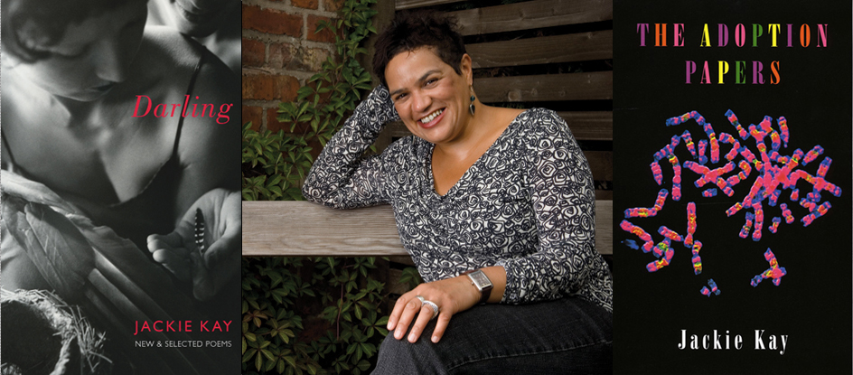 Jackie Kay, Scotland's new Makar, on TV & Radio