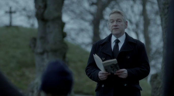 Transtromer poem on Wallander