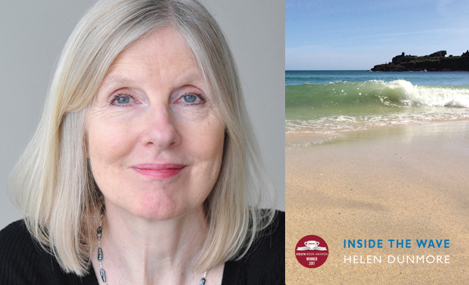 Helen Dunmore's Inside the Wave on A Good Read