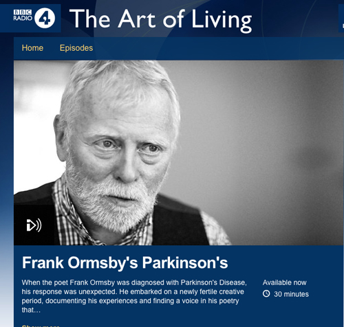 Frank Ormsby's Parkinson's: The Art of Living