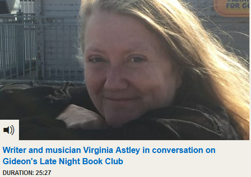 Virginia Astley Interview on BBC 6 Music