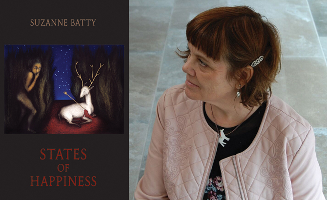 Suzanne Batty Launch Reading