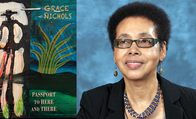 Grace Nichols interviews, reviews and poem features