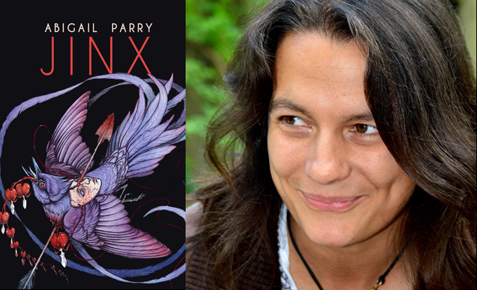 Abigail Parry's Jinx Shortlisted for Forward Prize for Best 1st Collection