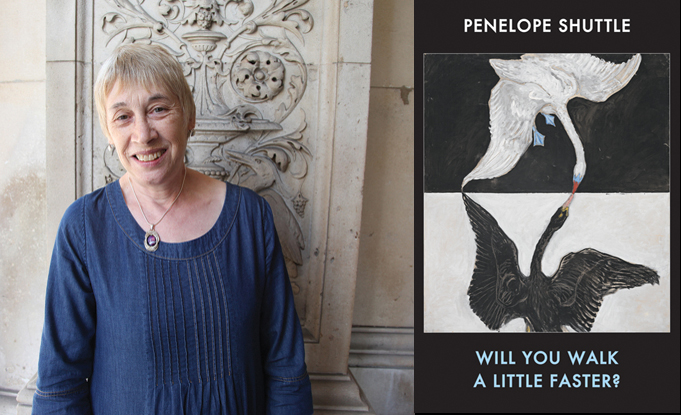 Penelope Shuttle: Poetry Book of the Month in The Observer